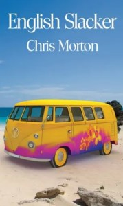Author Chris Morton's book English Slacker