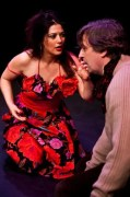 Robert Gillespie's Love, Question Mark at the Tabard Theatre