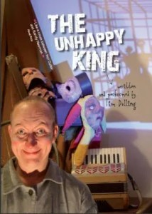 Tim Dalling The Unhappy King
