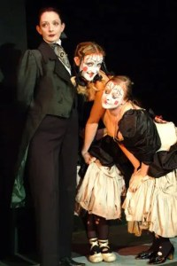 Scary Little Girls The Mother Mae I Christmas Cabaret!