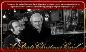 Barts speakeasy bar in Chelsea presents 'A Christmas Carol'