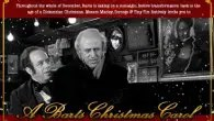 Barts speakeasy bar in Chelsea presents 'A Christmas Carol'
