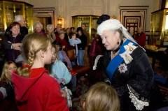 Jubilee celebrations at Osborne House, photo courtesy of English Heritage