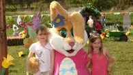 Hop along to Willows Farm this Easter