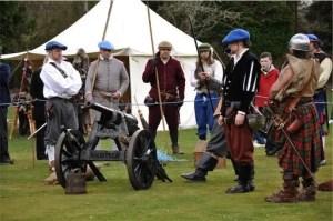 The Hawick Reivers Festival, Scottish Borders