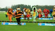 The world's largest mascot race in Yorkshire