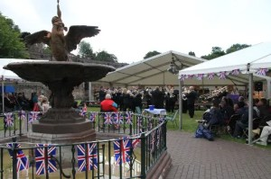 Ironbridge Gorge Brass Band Festival - Shropshire