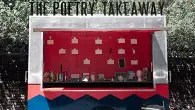 Don't eat your words, pop to the Poetry Takeaway