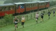 Race the Train, Tywyn