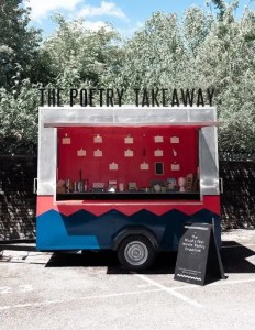 Show and Tell Present: The Poetry Takeaway