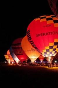 Bristol Balloon Fiesta 2012 (Image ©Bristol International Balloon Fiesta Ltd)