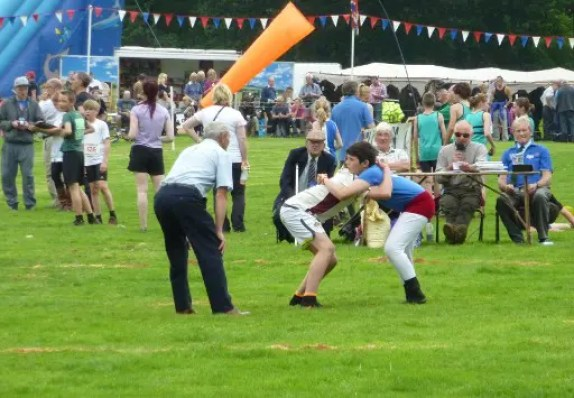 Ambleside Traditional Sports 2012