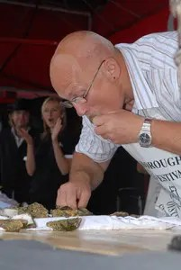 The World Oyster Eating Championships
