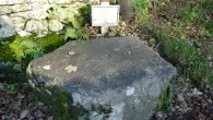 Curiosity of the week: the coffin stone