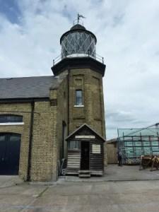 Lighthouse at Trinity Buoy Wharf, London