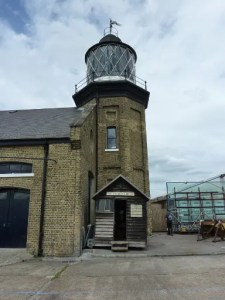 Lighthouse at Trinity Buoy Wharf, London