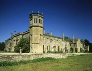 Lacock Abbey (Photo © NTPL Andrew Butler)