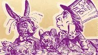 Mad Hatter's Tea Party at Barts speakeasy