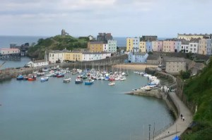 Tenby harbour - Pembrokeshire - Contrary Life