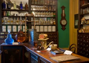 Museum of Lakeland Life & Industry - Chemist Shop ® John Morrison