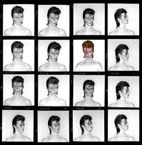 David Bowie - White Cloth Gallery, Leeds - The Duffy Collection