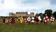15th century fun at Harewood Medieval Faire