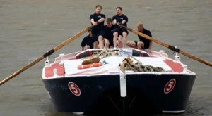 Thames Barge Driving Race (Photo: Ben Mann & TBD)
