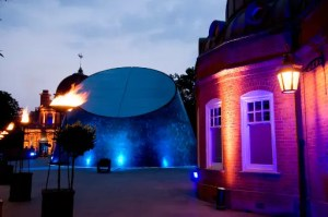 Peter Harrison Planetarium - Royal Observatory Greenwich