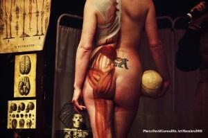 Death Drawing - Art Macabre - Barts Pathology Museum (Photo: Art Macabre)
