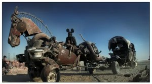 Bournemouth Arts by the Sea Festival - Joe Rush Mutoid Waste (Photo: Wreckage International)