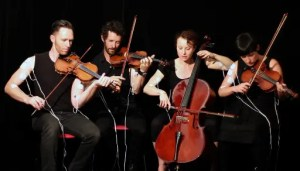 Sonica 2013 - Compositions for Involuntary Strings - (Photo courtesy Michaela Davies)