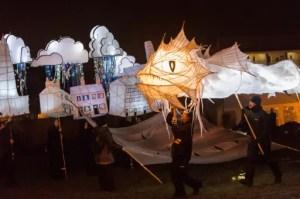 Lamplighter Festival - Todmorden - Lantern Parade