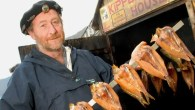 There's nothing fishy about Clovelly Herring Festival