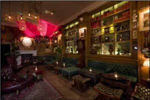 Mr Fogg's - Mayfair - Christmas Carol
