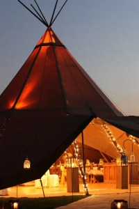The Faversham - Festive Teepee - Leeds