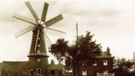 Heckington Windmill - 8 sails - Sleaford - Lincolnshire