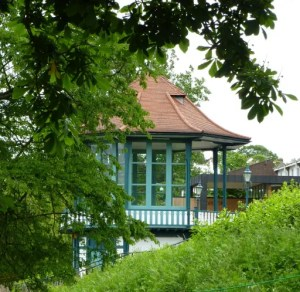 Horniman Museum Bandstand - Contrary Life