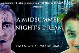Immersion Theatre - A Midsummer Night's Dream - Brockley Jack