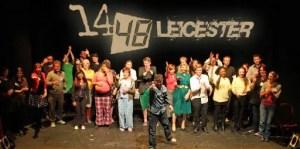 14/48 - Leicester - World's Quickest Theatre Festival 2014