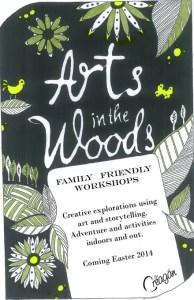 Arts in the Woods - An Creagán - Northern Ireland
