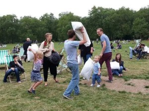 Focallocal – Pillow Fight - Canning Town