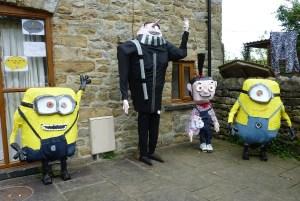 Wray Scarecrow Festival 2014 - Despicable Me