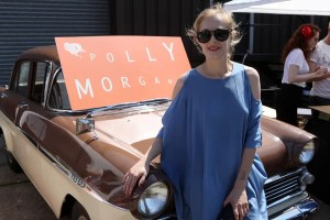 Vauxhall Art Car Boot Fair 2014 - Polly Morgan