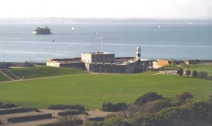 Southsea Castle - D-Day Experience