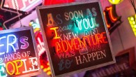 Unique neon artwork collection to be auctioned for charity