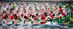 London Dragon Boat Festival 2014
