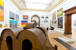 Royal Academy Summer Exhibition - photo c. Benedict Johnson