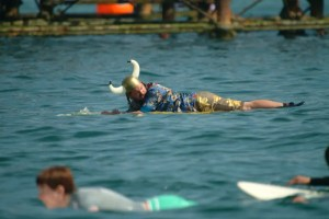 Paddle Round the Pier 2014 - Brighton & Hove