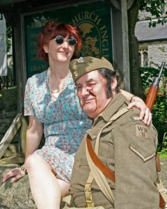 Ingleton's 1940s Weekend 2016
