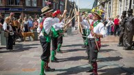 Furness Tradition Festival 2016 - Crook Morris - Photo: Jan Fialkowski